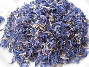 Василек синий сушеные цветки