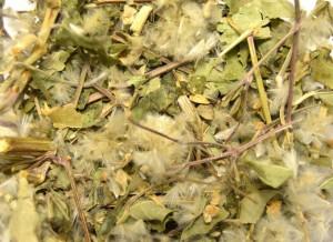 Ломонос виноградолистный трава сушеная