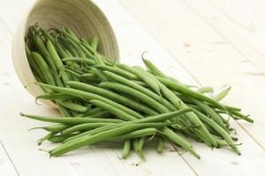 Фасоль обыкновенная зеленые бобы