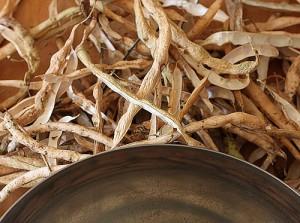 створки фасоли сушеные
