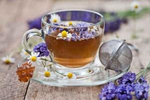 Успокоительный чай на травах