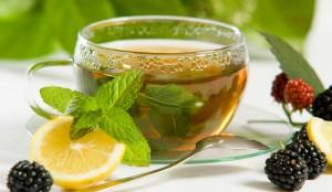 чай с лимоном от простуды