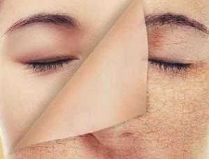 обновление кожи от бадяги