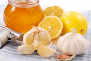 чеснок лимоны и мед
