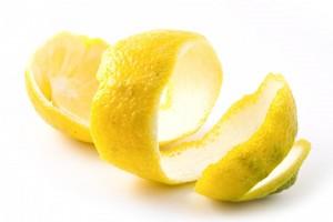 Кожура лимона от мигрени
