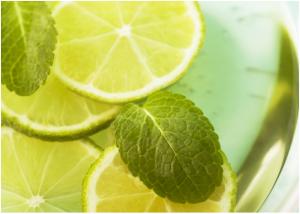 Лосьон для лица из лимона