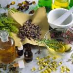 Лекарственные травы для лица