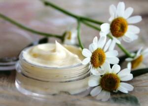 Ромашковый крем для жирной кожи