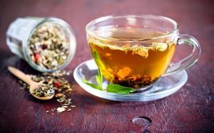 Травяной чай при потливости