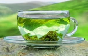 Зеленый чай при отравлении